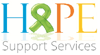 Hope support services logo